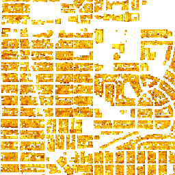 Solar Potential Map
