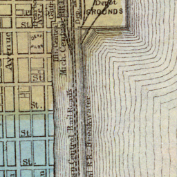What Did Chicago Look Like Before the Great Fire History