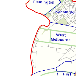 Resident parking permits: Carlton, North and West Melbourne - City