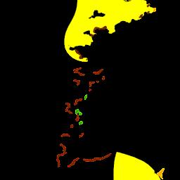 環境省 田辺 白浜 御坊周辺 生物多様性の観点から重要度の高い海域