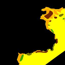 環境省 別府湾北部 生物多様性の観点から重要度の高い海域
