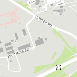 Psu Campus Map