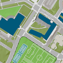 Uml North Campus Map.Uml Bike Racks