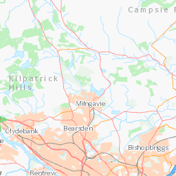School Catchment Areas East Dunbartonshire Council