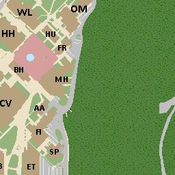 Wwu Campus Map